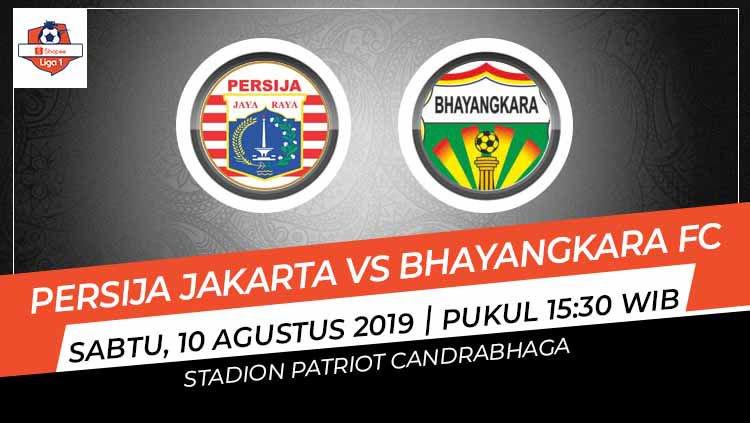 Photo of Jadwal Bola Besok 15.30, Persija Vs Bhayangkara