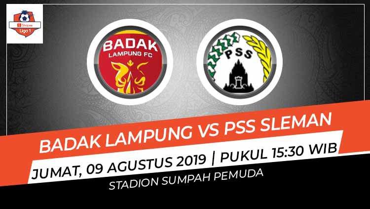 Photo of Hari Ini Pukul 15.30 Wib, Perseru Lampung vs PSS Sleman