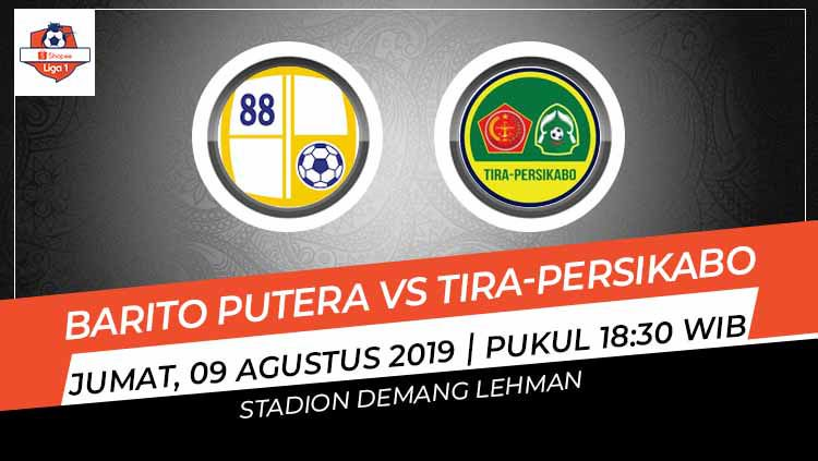 Photo of Hari Ini 15.30 WIB, Barito Putera Vs TIRA-Persikabo – jamtayangbola.com