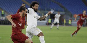 Tambahkan ke daftar yang cedera, Marcelo Absen memperkuat Real Madrid melawan PSG 1