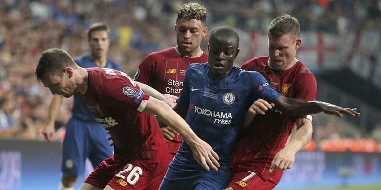 Photo of Juventus Mundur dari Perburuan N'Golo Kante