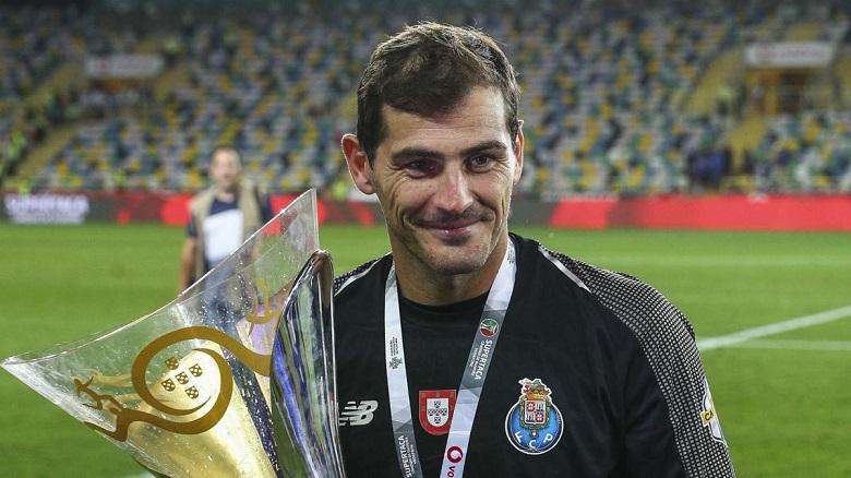 Photo of Casillas, Tidak Sangka Kalo Ronaldo Akan Memenangkan Ballon d'Or