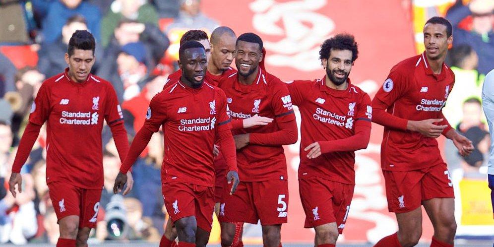 Photo of Fakta Menarik Dari Laga Liverpool Vs Spurs