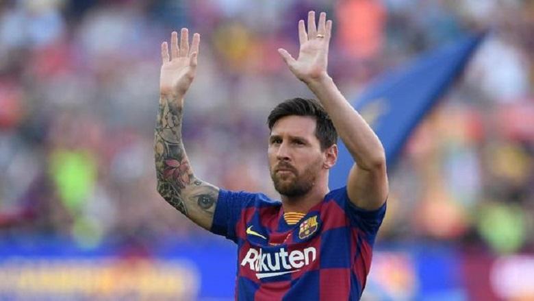 Para juara Eropa di Barcelona mendapat gaji seumur hidup berkat Lionel Messi.