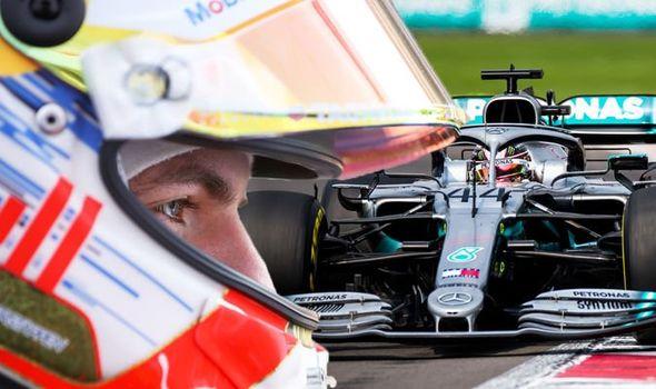 Hitung Lewis Hamilton