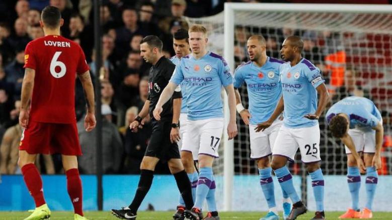 Manchester City, Anfield Memang Angker Untuk Manchester City dan Guardiola 1 1
