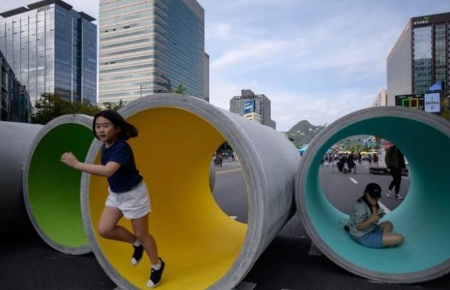 Korea Selatan alami masalah populasi, warganya enggan menikah dan punya anak 2 1