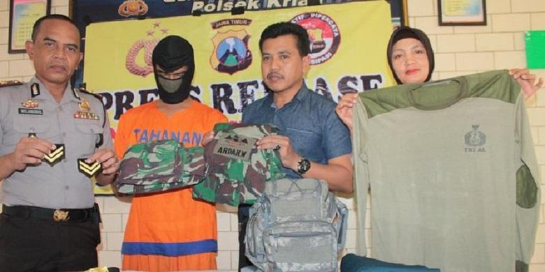 TNI Gadungan Menipu 3 Janda Demi Hasrat Hawa Nafsu Dan Harta