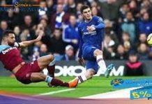 Chelsea Dipermalukan West Ham 0 - 1