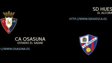 Photo of Prediksi Parlay Osasuna vs Huesca 21 November 2020