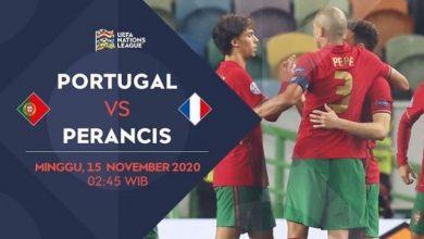 Photo of Prediksi Judi Bola Malam Ini Portugal vs Prancis 15 November 2020 100% Jackpot