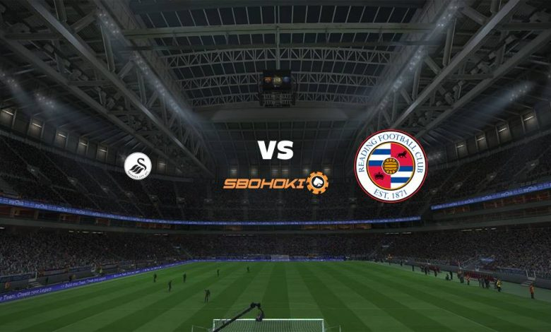 Live Streaming  Swansea City vs Reading 30 Desember 2020 1