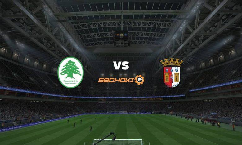 Live Streaming  Boavista vs Braga 28 Desember 2020 1