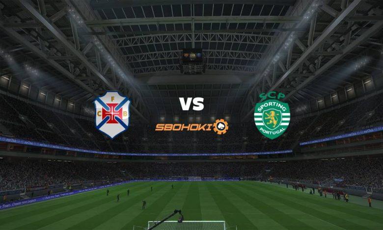 Live Streaming  Belenenses vs Sporting CP 27 Desember 2020 1