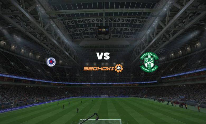 Live Streaming  Rangers vs Hibernian 26 Desember 2020 1
