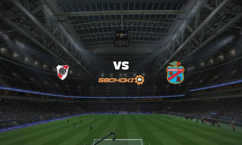 Live Streaming  River Plate vs Arsenal de Sarandí 28 Desember 2020 1