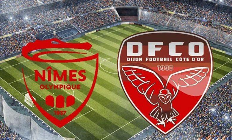 Prediksi Bola Nimes vs Dijon 24 Desember 2020 1