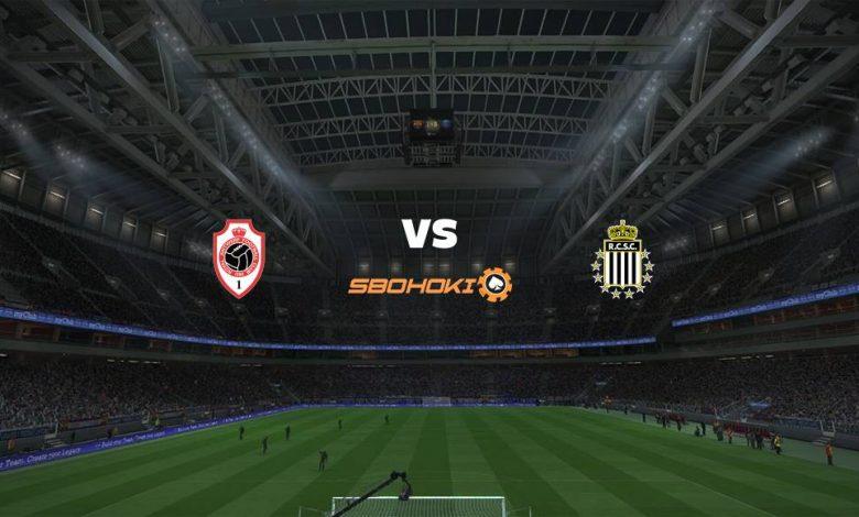 Live Streaming  Antwerp vs Royal Charleroi SC 27 Desember 2020 1