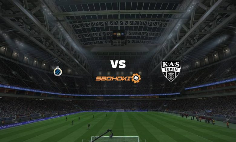Live Streaming  Club Brugge vs Eupen 26 Desember 2020 1