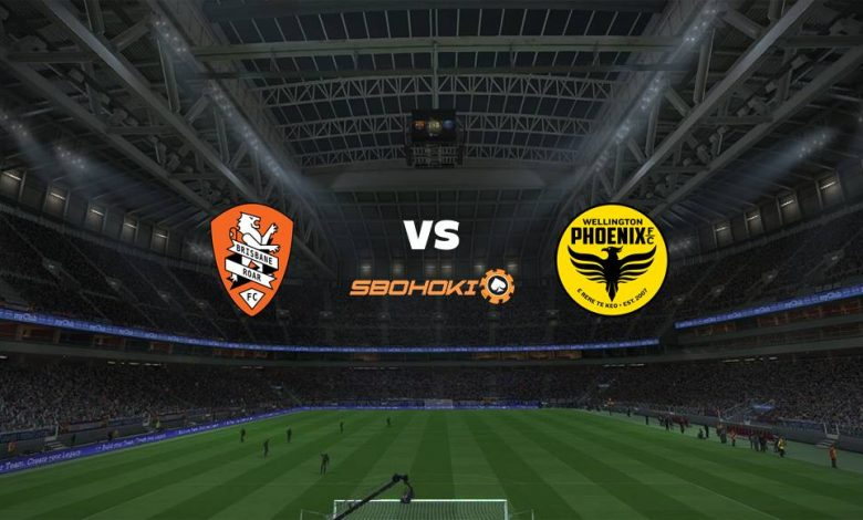 Live Streaming  Brisbane Roar vs Wellington Phoenix FC 29 Desember 2020 1