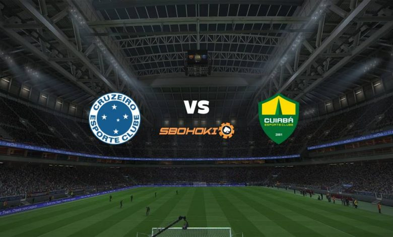 Live Streaming  Cruzeiro vs Cuiabá 30 Desember 2020 1