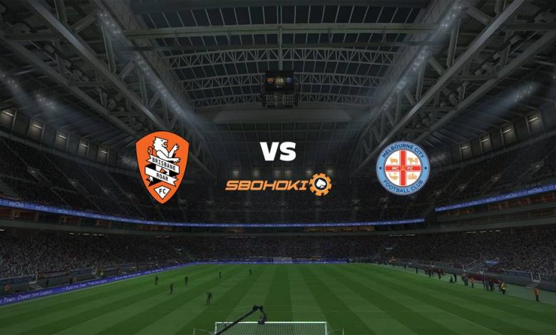 Live Streaming  Brisbane Roar vs Melbourne City FC 29 Desember 2020 1