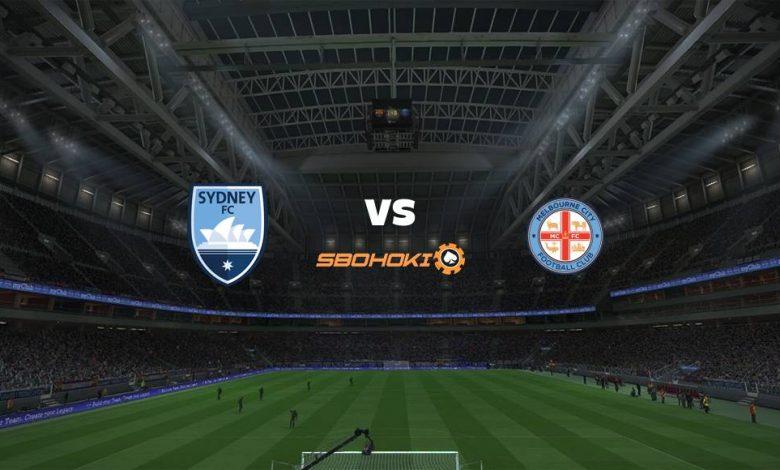 Live Streaming  Sydney FC vs Melbourne City FC 30 Desember 2020 1