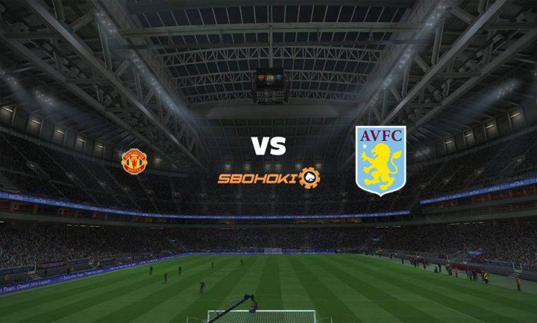 Live Streaming  Manchester United vs Aston Villa 1 Januari 2021 1