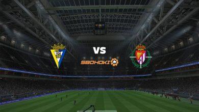 Photo of Live Streaming  Cádiz vs Valladolid 29 Desember 2020