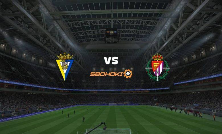 Live Streaming  Cádiz vs Valladolid 29 Desember 2020 1