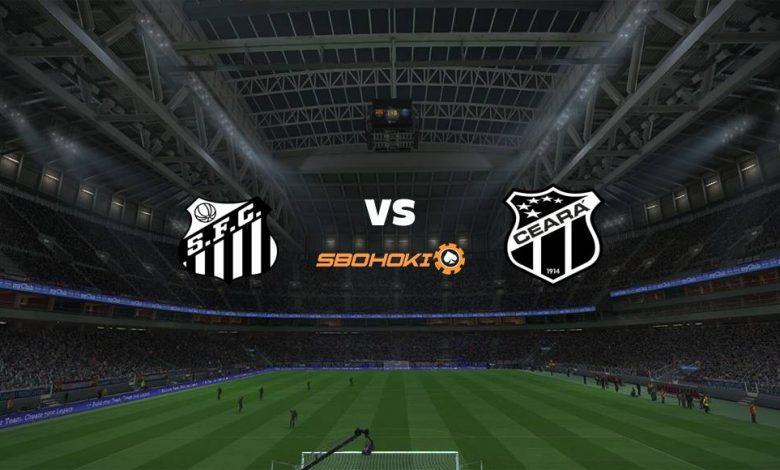 Live Streaming  Santos vs Ceará 27 Desember 2020 1