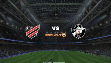 Photo of Live Streaming  Athletico-PR vs Vasco da Gama 27 Desember 2020