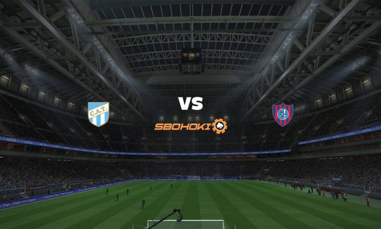 Live Streaming  Atlético Tucumán vs San Lorenzo 30 Desember 2020 1