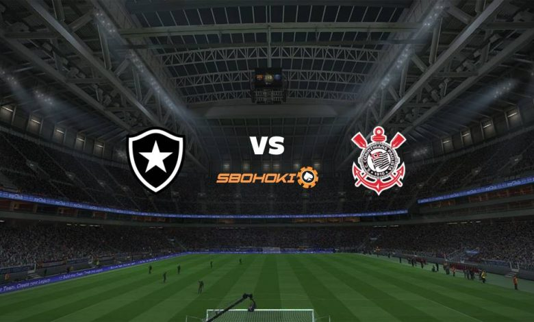 Live Streaming  Botafogo vs Corinthians 27 Desember 2020 1