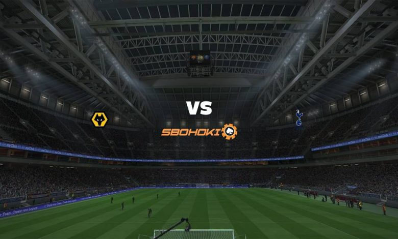 Live Streaming  Wolverhampton Wanderers vs Tottenham Hotspur 27 Desember 2020 1
