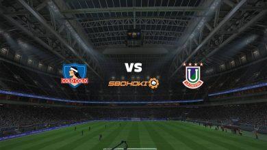 Photo of Live Streaming  Colo Colo vs Unión La Calera 26 Desember 2020