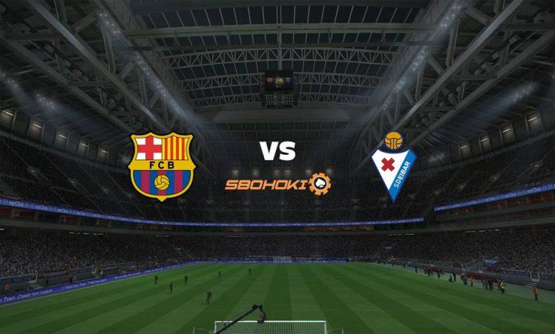 Live Streaming  Barcelona vs Eibar 29 Desember 2020 1