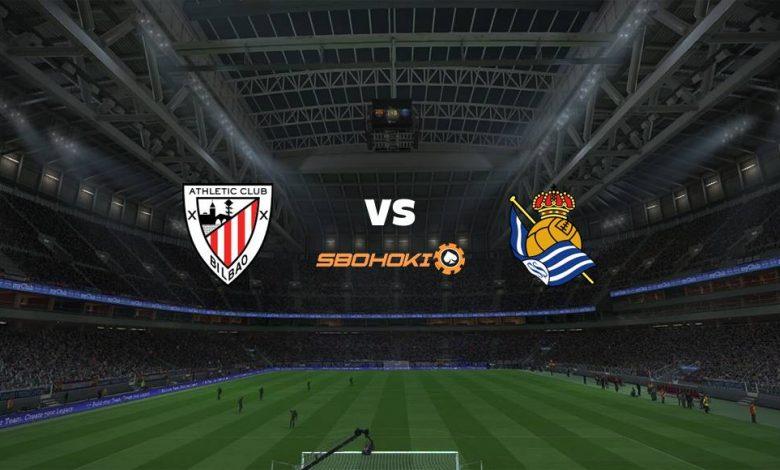 Live Streaming  Athletic Bilbao vs Real Sociedad 31 Desember 2020 1