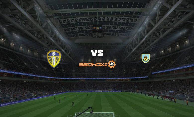Live Streaming  Leeds United vs Burnley 27 Desember 2020 1