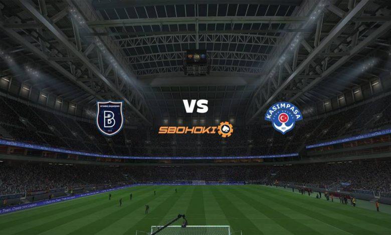Live Streaming  Istanbul Basaksehir vs Kasimpasa 27 Desember 2020 1