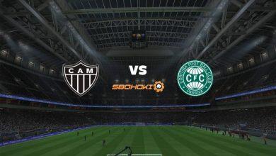 Photo of Live Streaming  Atlético-MG vs Coritiba 26 Desember 2020