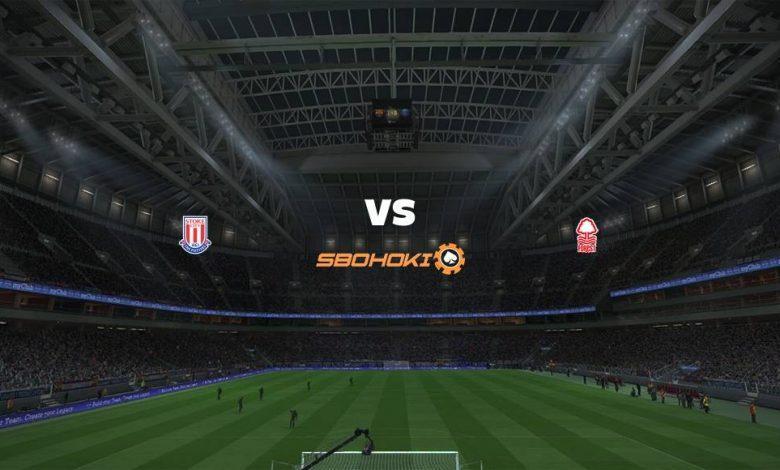 Live Streaming  Stoke City vs Nottingham Forest 29 Desember 2020 1