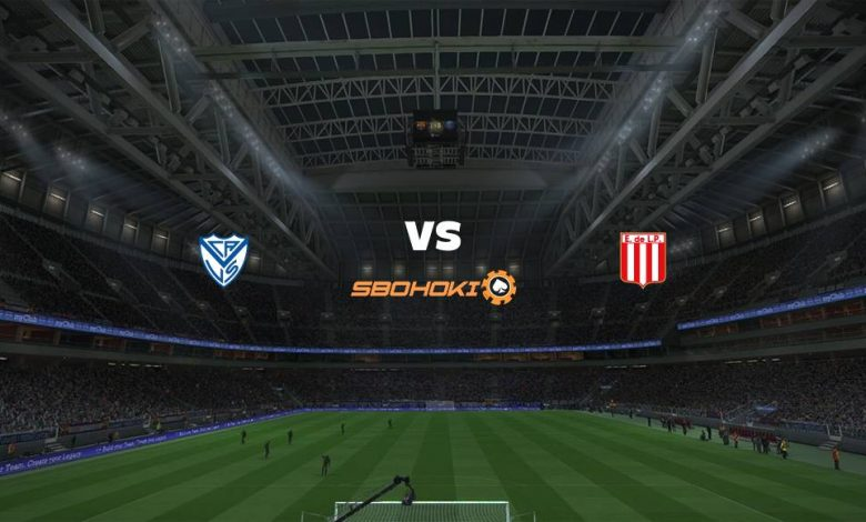 Live Streaming  Vélez Sarsfield vs Estudiantes de La Plata 28 Desember 2020 1