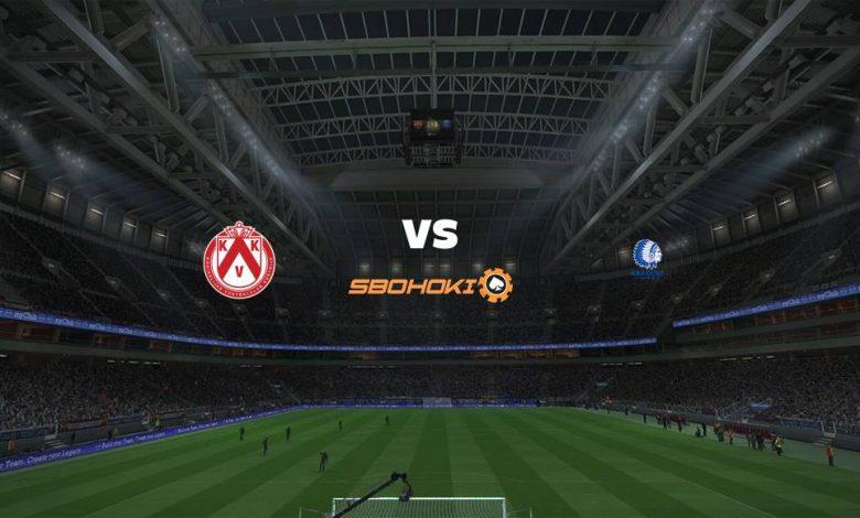 Live Streaming  KV Kortrijk vs KAA Gent 26 Desember 2020 1