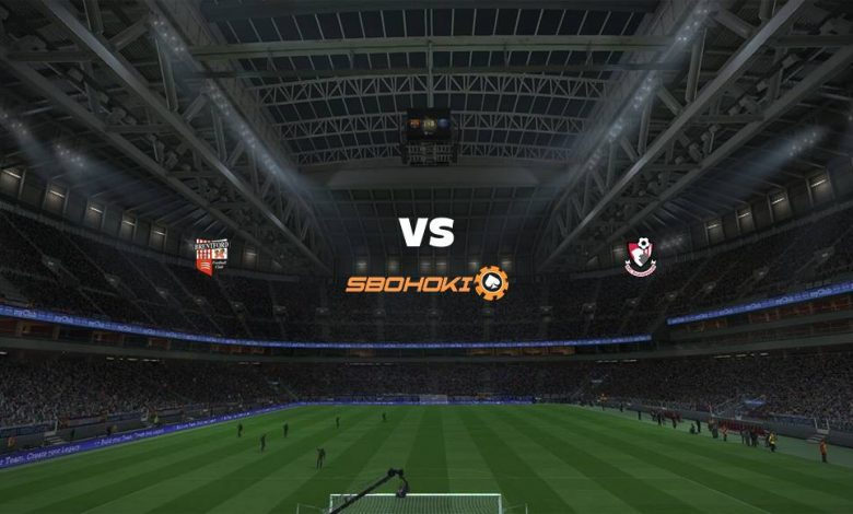 Live Streaming  Brentford vs Bournemouth 30 Desember 2020 1