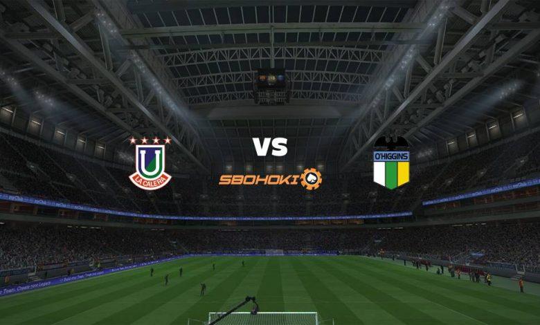 Live Streaming  Unión La Calera vs O'Higgins 30 Desember 2020 1