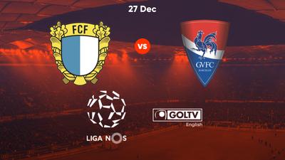 Prediksi FC Famalicão vs Gil Vicente FC 27 Desember 2020 1