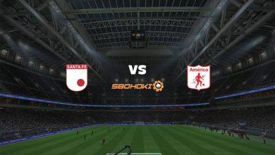 Photo of Live Streaming  Independiente Santa Fe vs América de Cali 27 Desember 2020