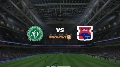 Photo of Live Streaming  Chapecoense vs Paraná 28 Desember 2020