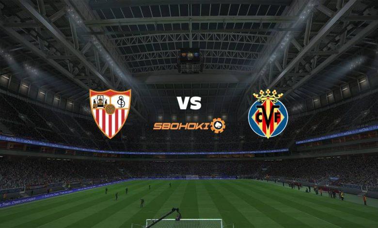 Live Streaming  Sevilla vs Villarreal 29 Desember 2020 1